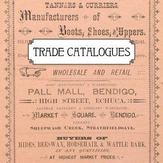 Trade Catalogues