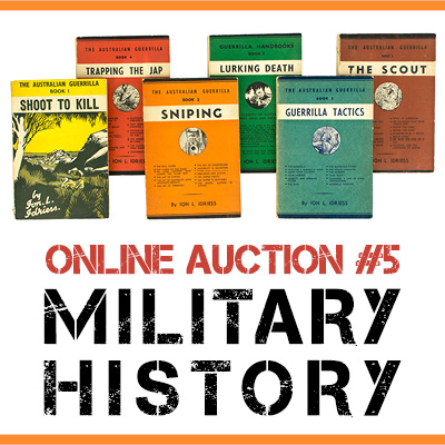 Online Auction #5 - Military History