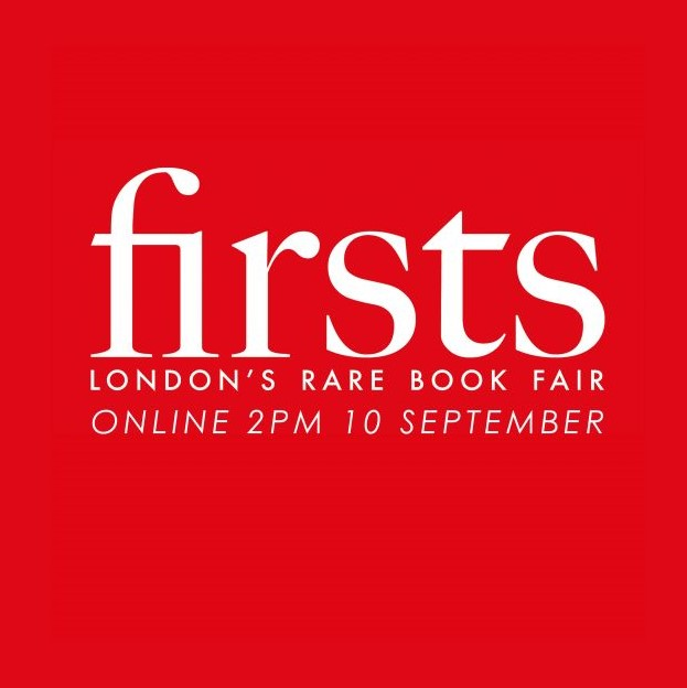 Firsts - London's Rare Book Fair 2020