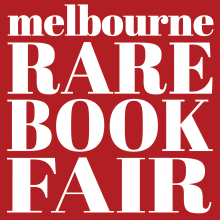 Melbourne Rare Book Fair 2018