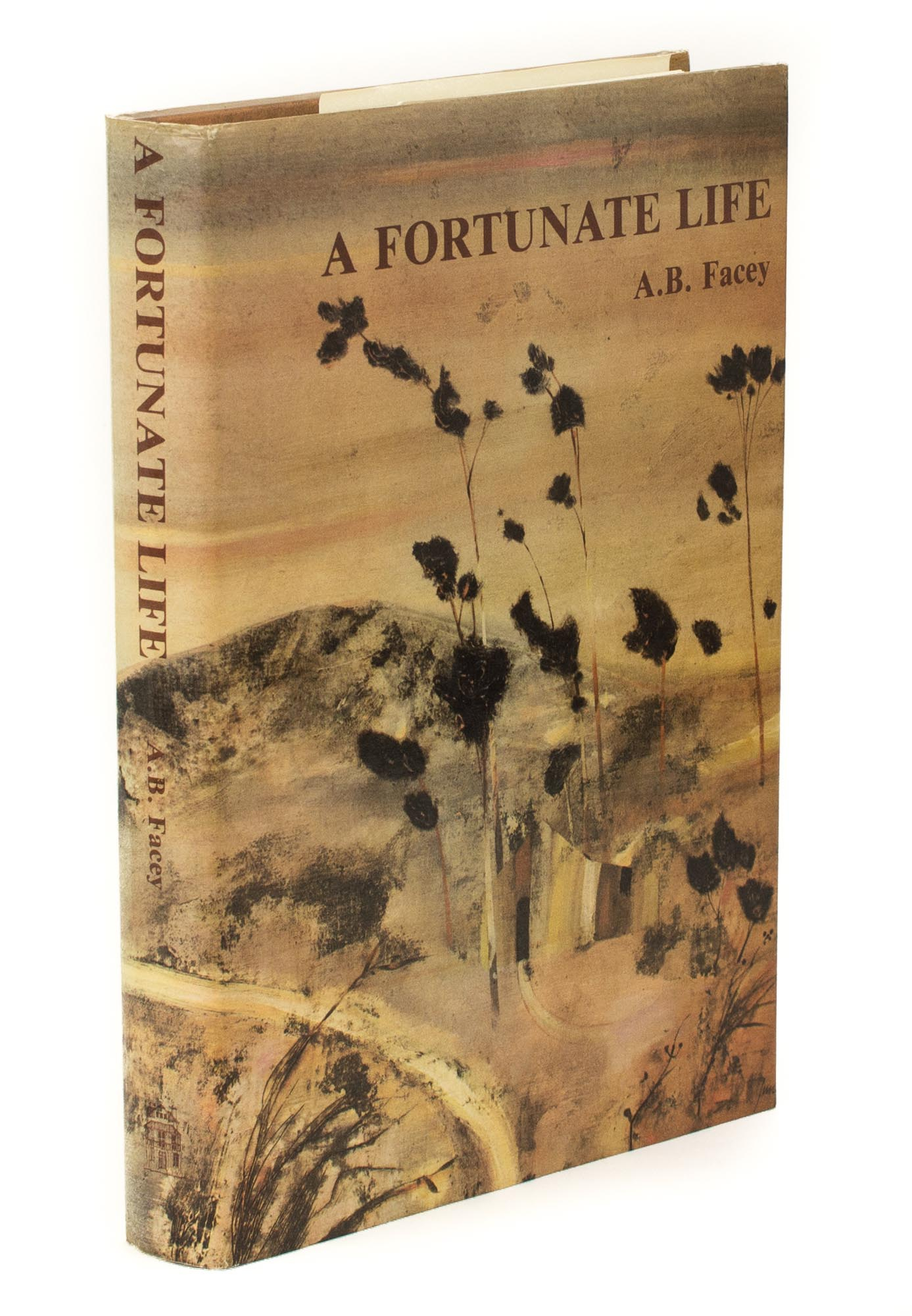 Albert Barnett FACEY A Fortunate Life