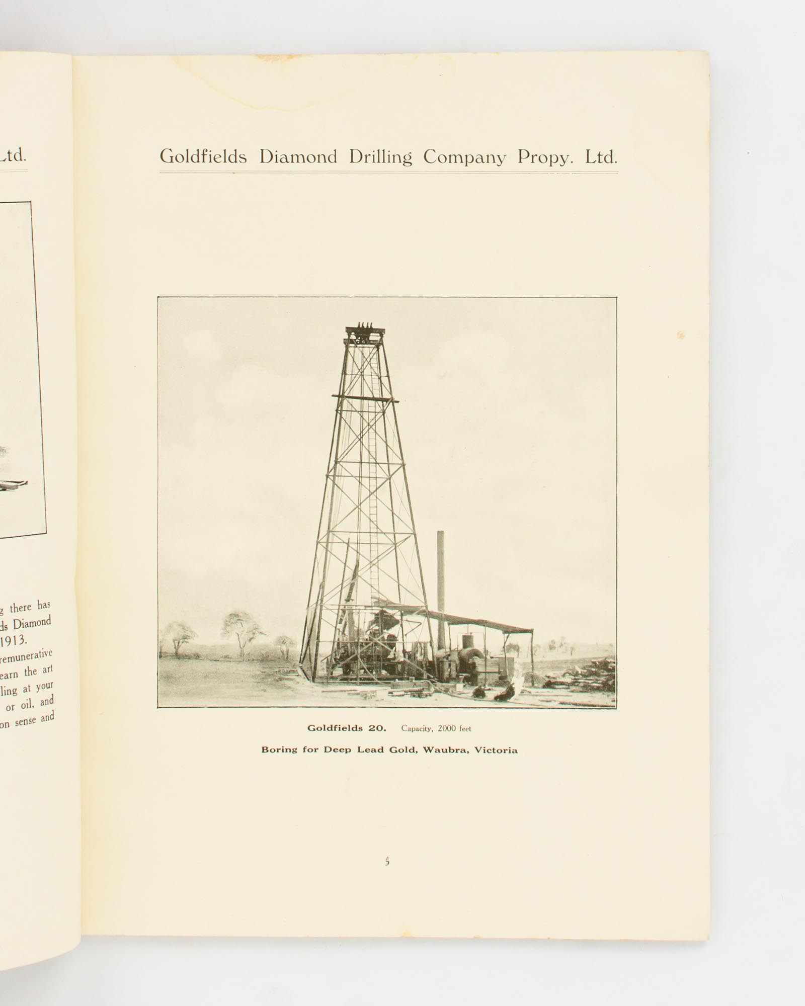 water and oil drilling machines and methods trade