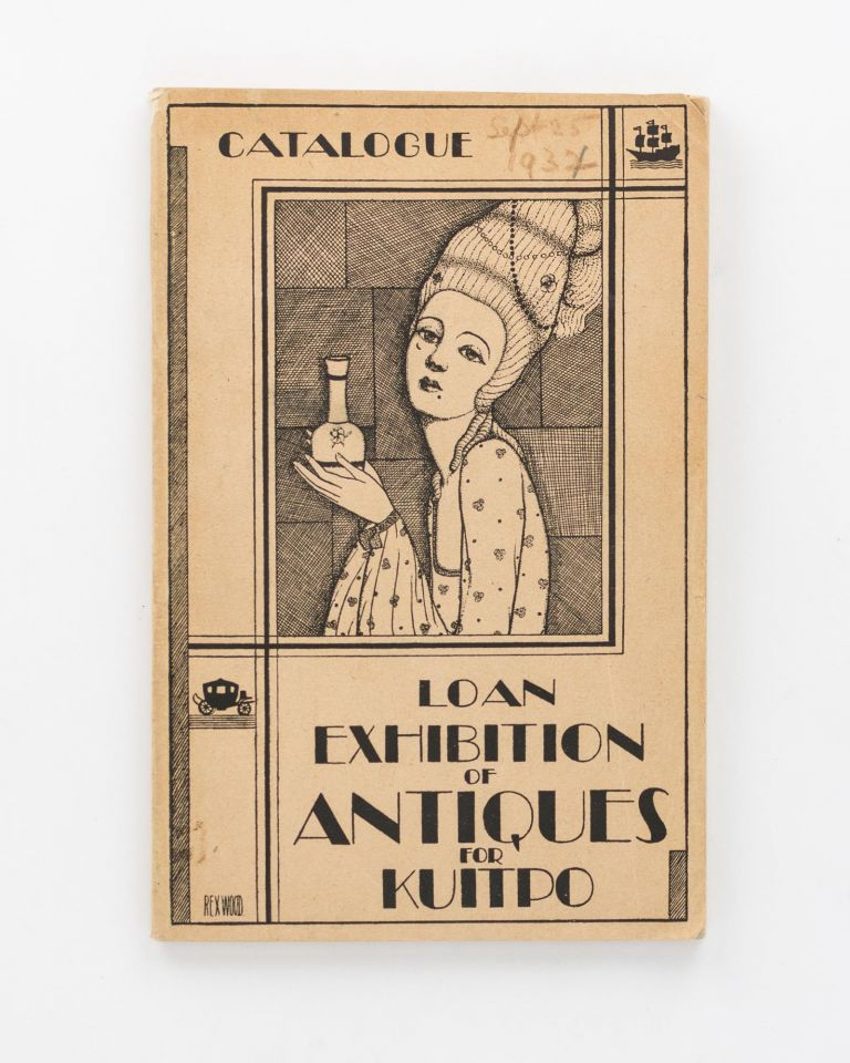 Loan Exhibition of Antiques in Aid of Kuitpo Industrial Colony. Catalogue. September 25th to October 3rd, 1931. Anchor House, North Terrace, Adelaide. Exhibition Catalogue, R. C. BALD, compiler.