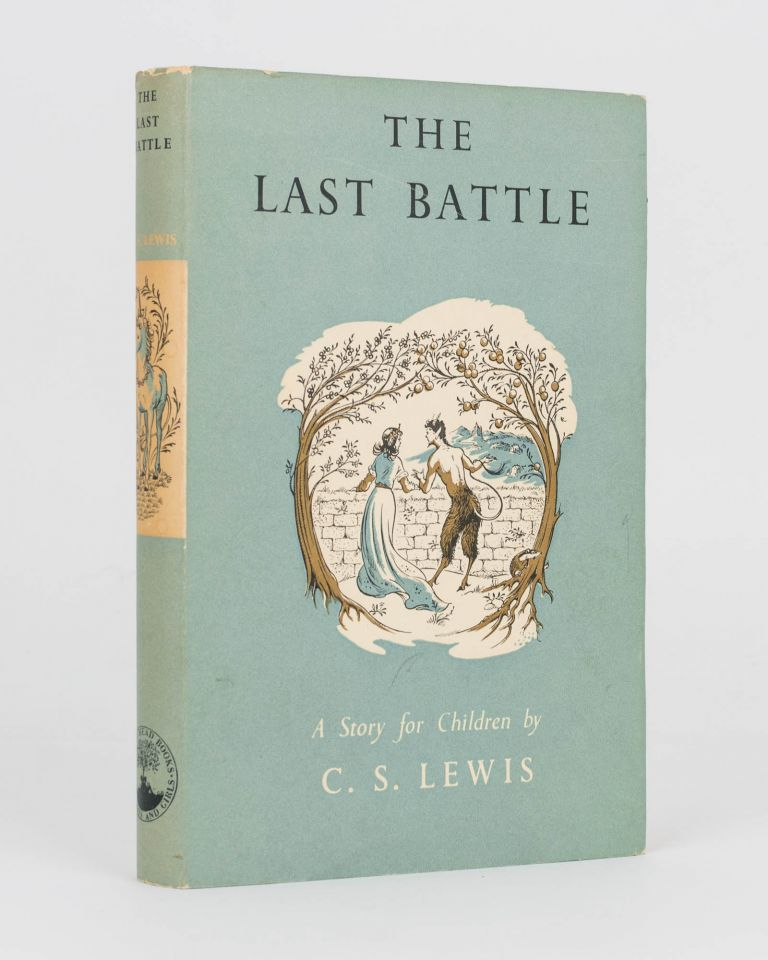 The Last Battle. C. S. LEWIS.