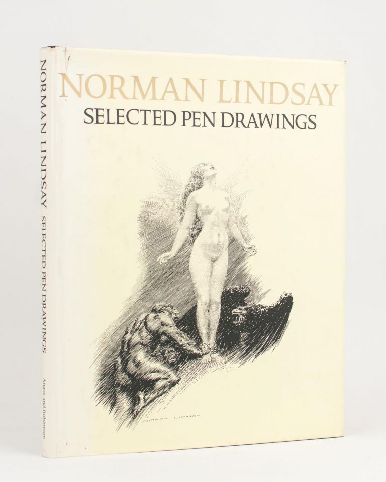 Selected Pen Drawings. Norman LINDSAY.