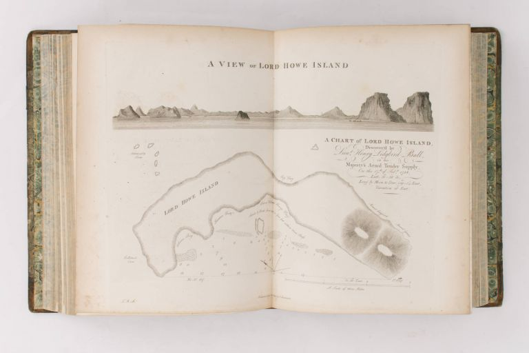 The Voyage of Governor Phillip to Botany Bay; with an Account of the Establishment of the Colonies of Port Jackson & Norfolk Island, compiled from Authentic Papers .. To which are added, the Journals of Lieuts. Shortland, Watts, Ball, & Capt. Marshall; with an Account of their New Discoveries. Arthur PHILLIP.