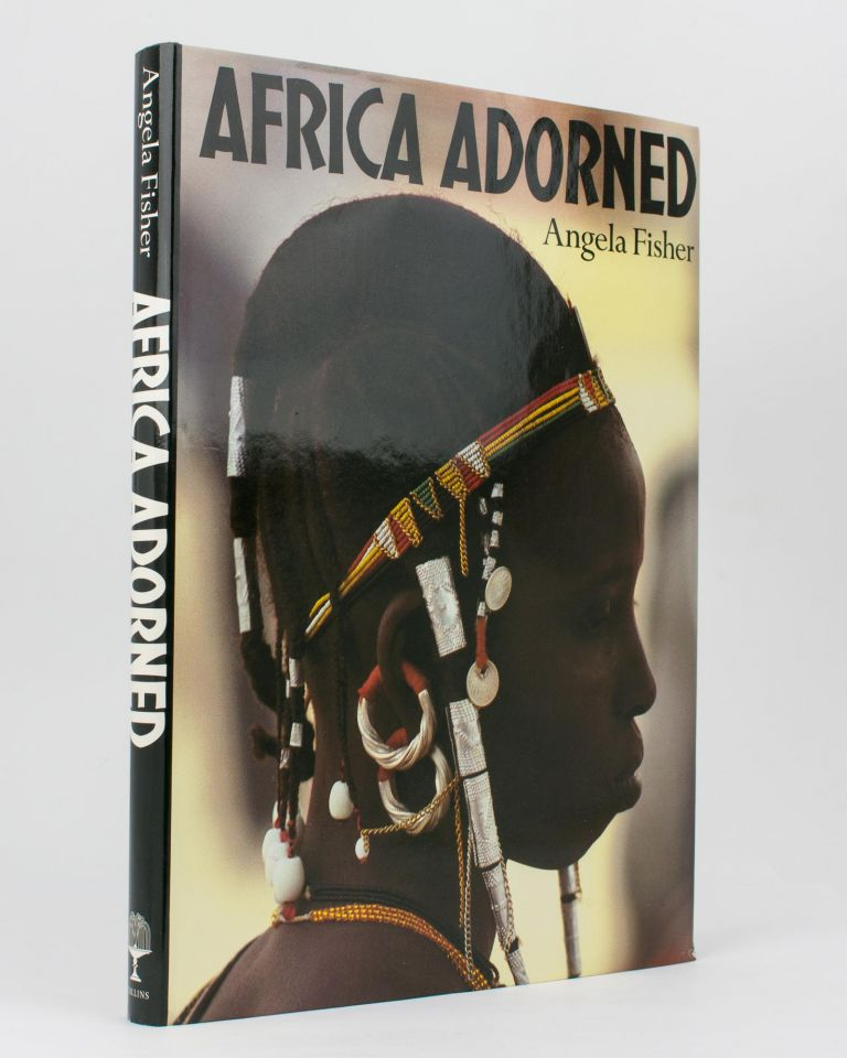 Africa Adorned. Angela FISHER.