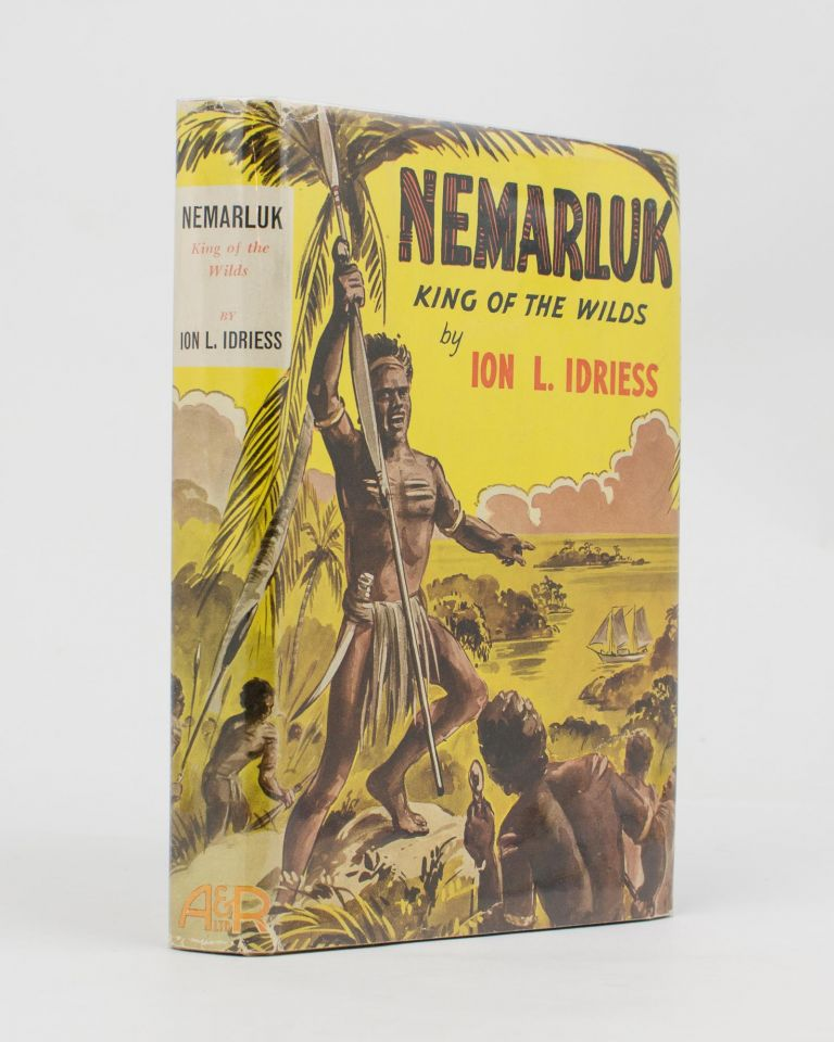 Nemarluk. King of the Wilds. Ion L. IDRIESS.