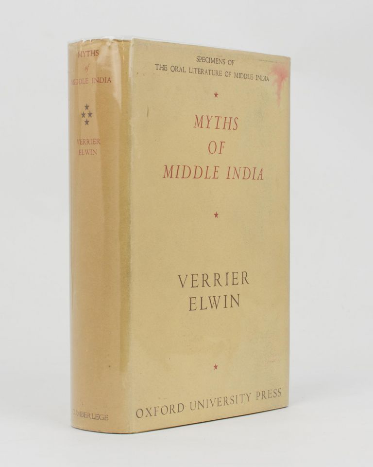 Myths of Middle India. Verrier ELWIN.