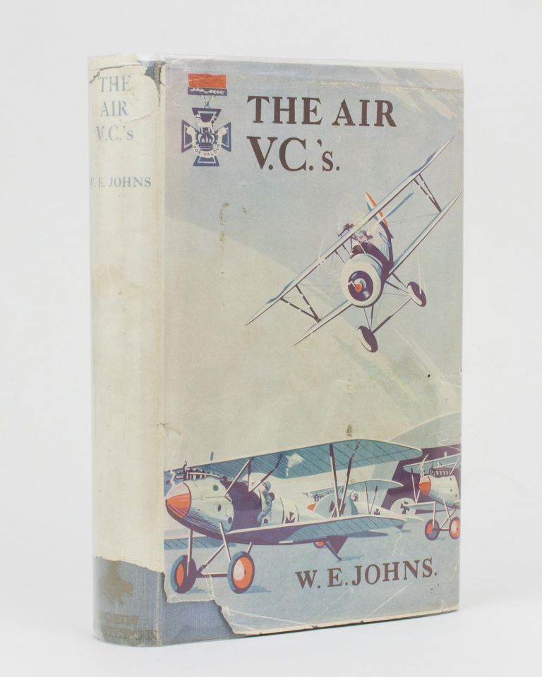 The Air VCs. Captain W. E. JOHNS.