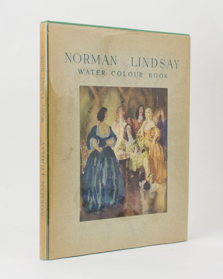 Water Colour Book. Eighteen Reproductions in Colour from Original Watercolours. Norman LINDSAY.