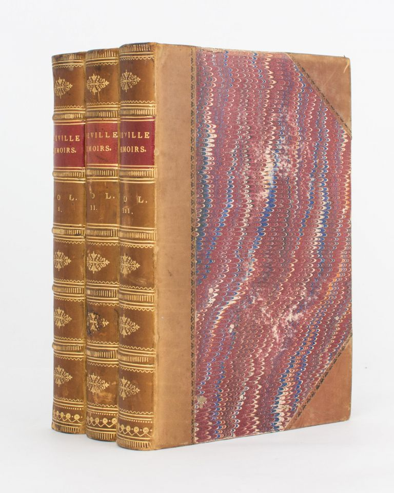 The Greville Memoirs. A Journal of the Reigns of King George IV and King William IV. Edited by Henry Reeve. Charles C. F. GREVILLE.