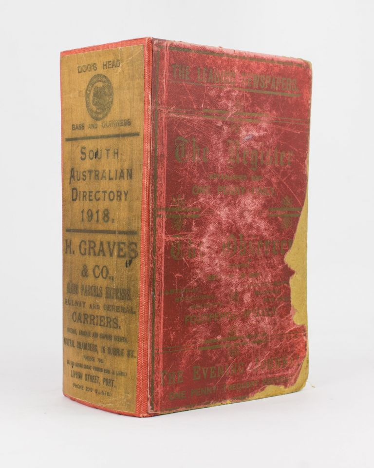 Sands & McDougall's South Australian Directory for 1918