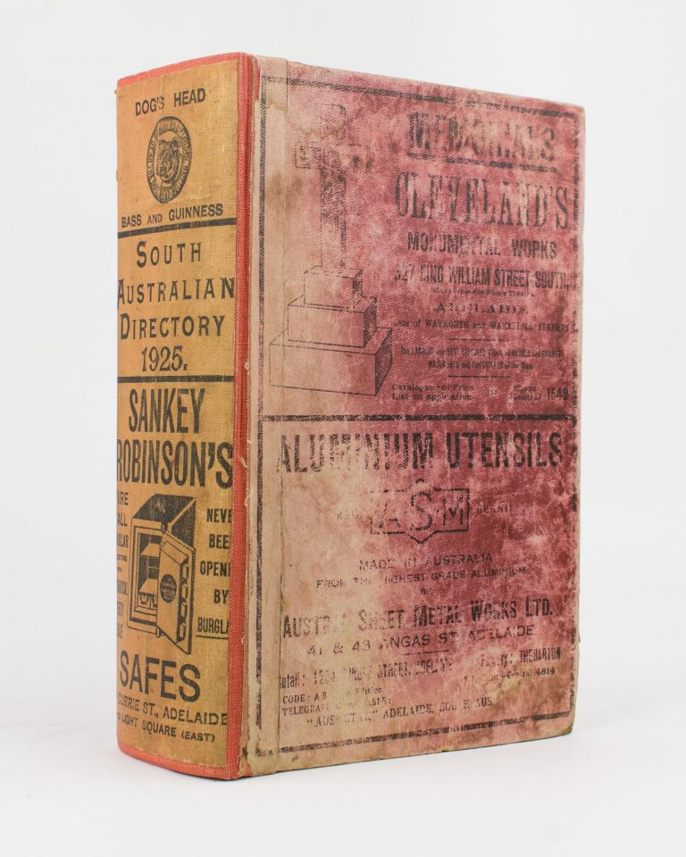 Sands & McDougall's South Australian Directory for 1925