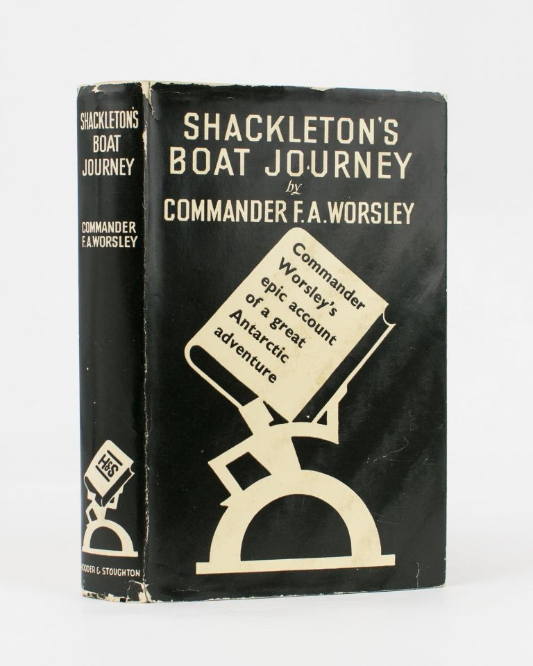 Shackleton's Boat Journey. Commander Frank Arthur WORSLEY.