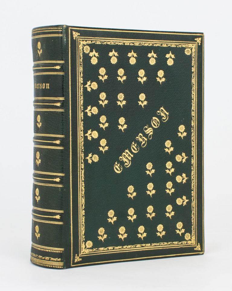 Works of Ralph Waldo Emerson. Complete Edition. Prose and Poetry. Binding, Ralph Waldo EMERSON.