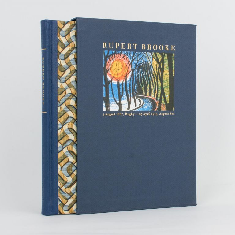 Selected Poems. Introduced by Jon Stallworthy. Rupert BROOKE.