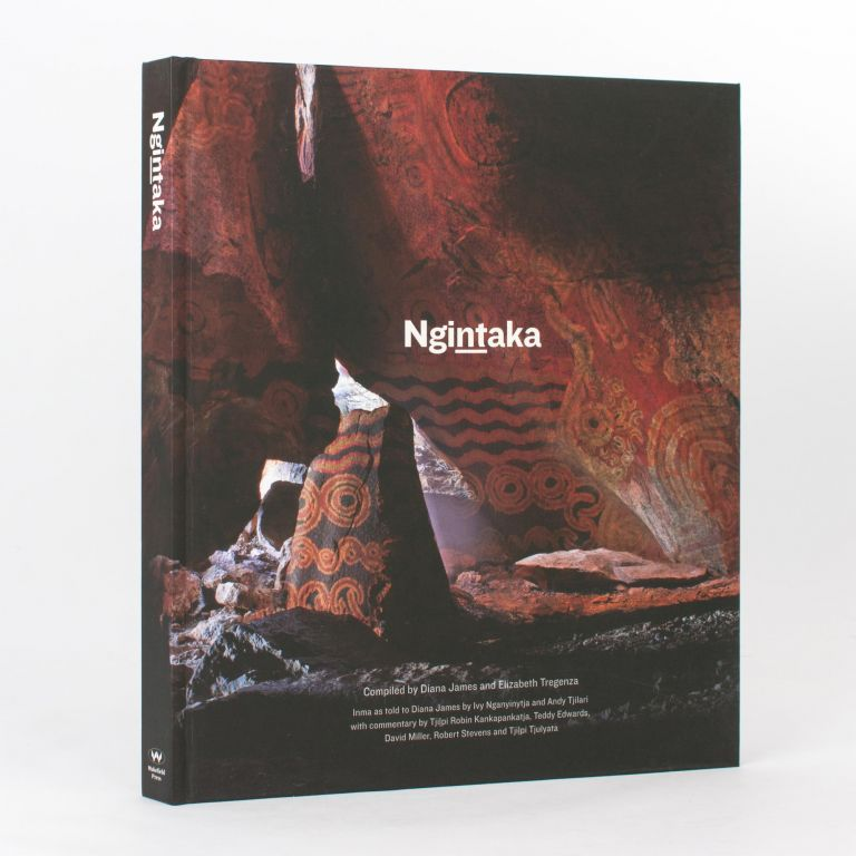 Ngintaka. Inma as told to Diana James by Ivy Nganyinytja and Andy Tjilari with commentary by Tjilpi Robin Kankapankatja, Teddy Edwards, David Miller, Robert Stevens and Tjilpi Tjulyata. Essays by Diana James, Howard Morphy, Judith Ryan, June Ross, Mike Smith and Janet DeBoos. Indigenous Art, Diana JAMES, Elizabeth TREGENZA, compilers.