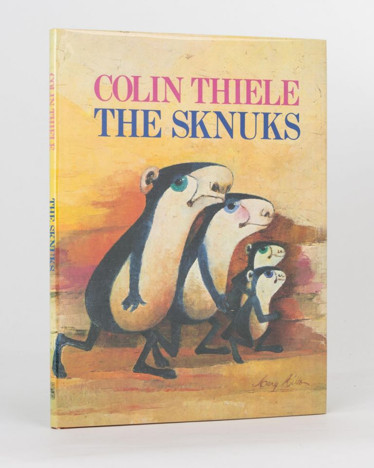 The Sknuks. Colin THIELE.