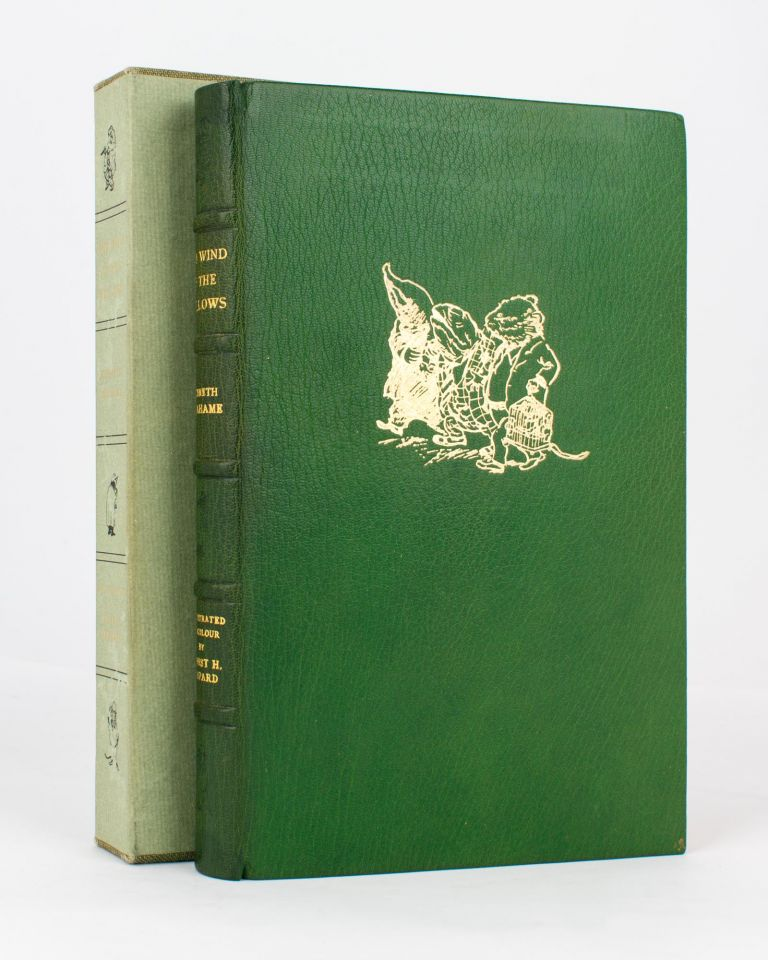 The Wind in the Willows. Illustrated by Ernest H. Shepard. Kenneth GRAHAME.