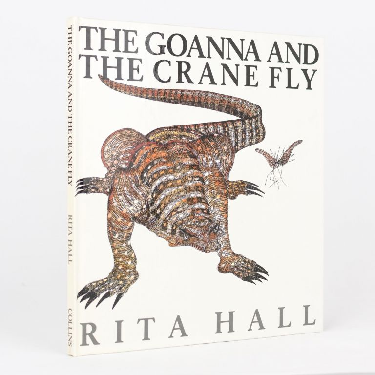 The Goanna and the Crane Fly. Rita HALL.