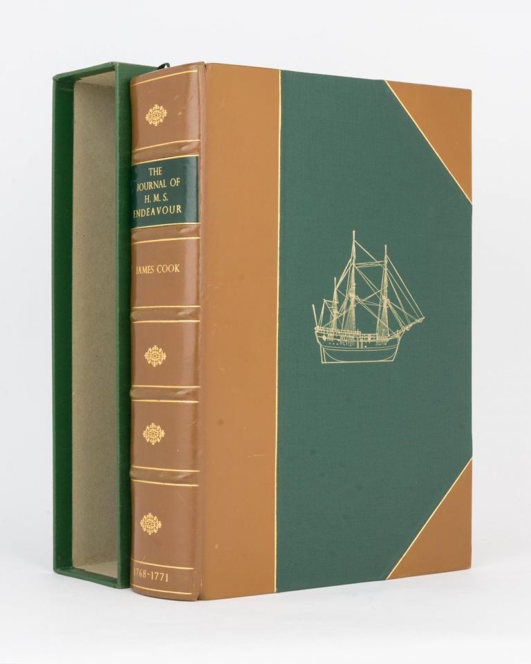 The Journal of HMS 'Endeavour', 1768-1771. Lieutenant James COOK.