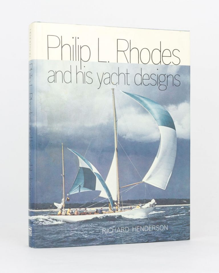 Philip L. Rhodes and his Yacht Designs. Yachting, Richard HENDERSON.