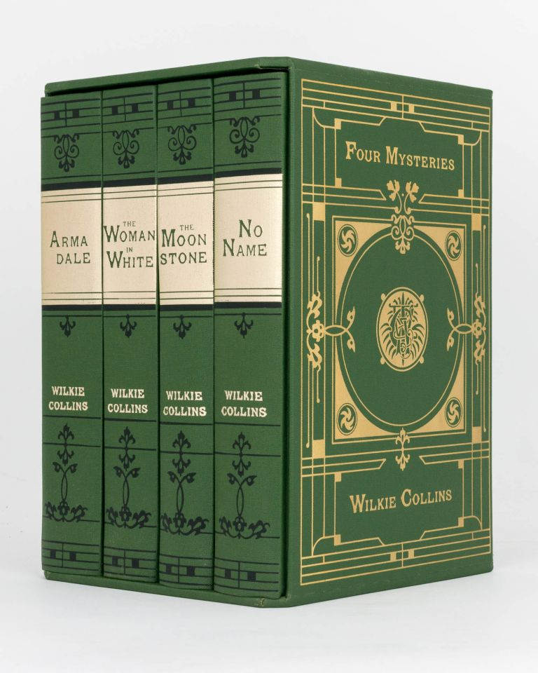 Four Mysteries [the cumulative title of a four-volume set]. Wilkie COLLINS.