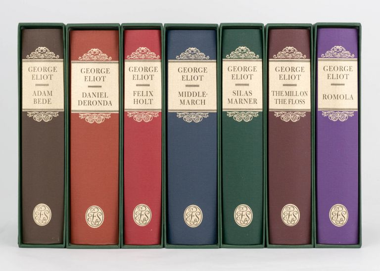 The Complete Novels [seven individual volumes]. George ELIOT.