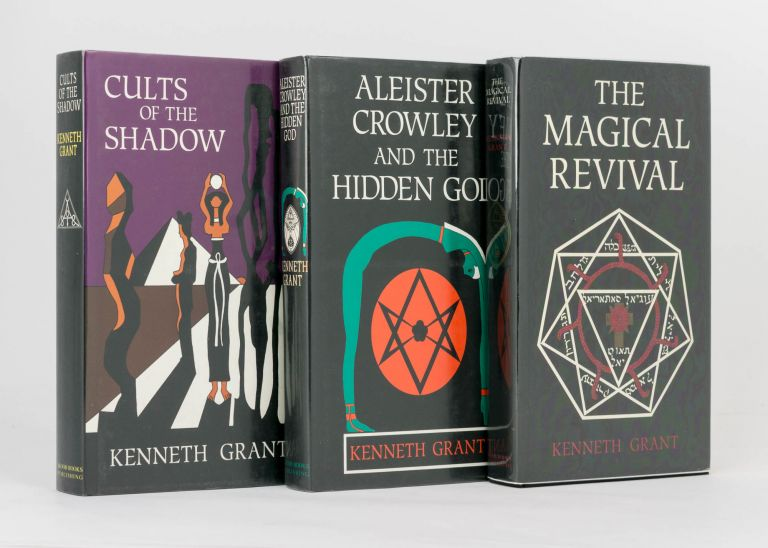 The Magical Revival. [Together with] Aleister Crowley and the Hidden God [and] Cults of the Shadow. Kenneth GRANT.