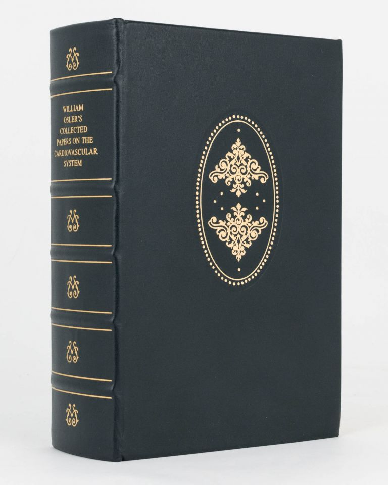 The Collected Papers on the Cardiovascular System. Edited with Introduction by W. Bruce Fye. Classics of Medicine Library, Sir William OSLER.