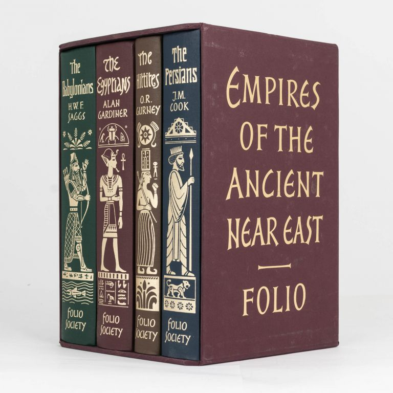 Empires of the Ancient Near East [the collective title of a four-volume set]. Empires of the Ancient Near East.