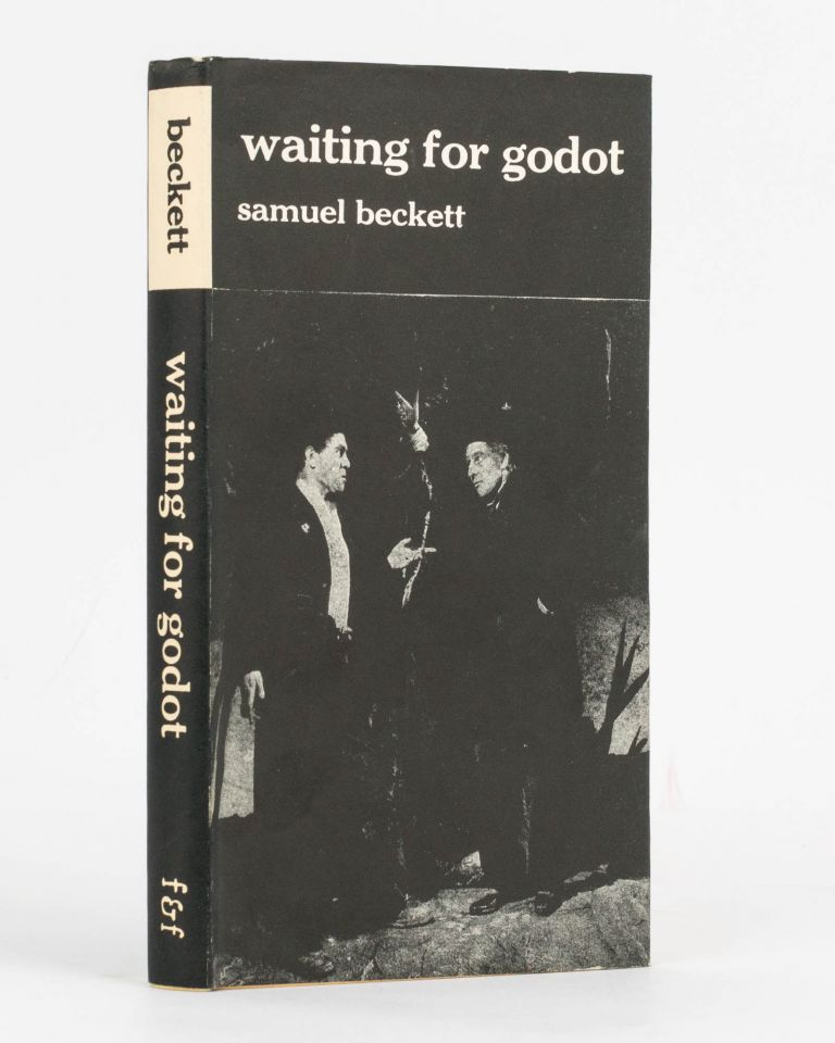 Waiting for Godot. A Tragicomedy in Two Acts. Samuel BECKETT.