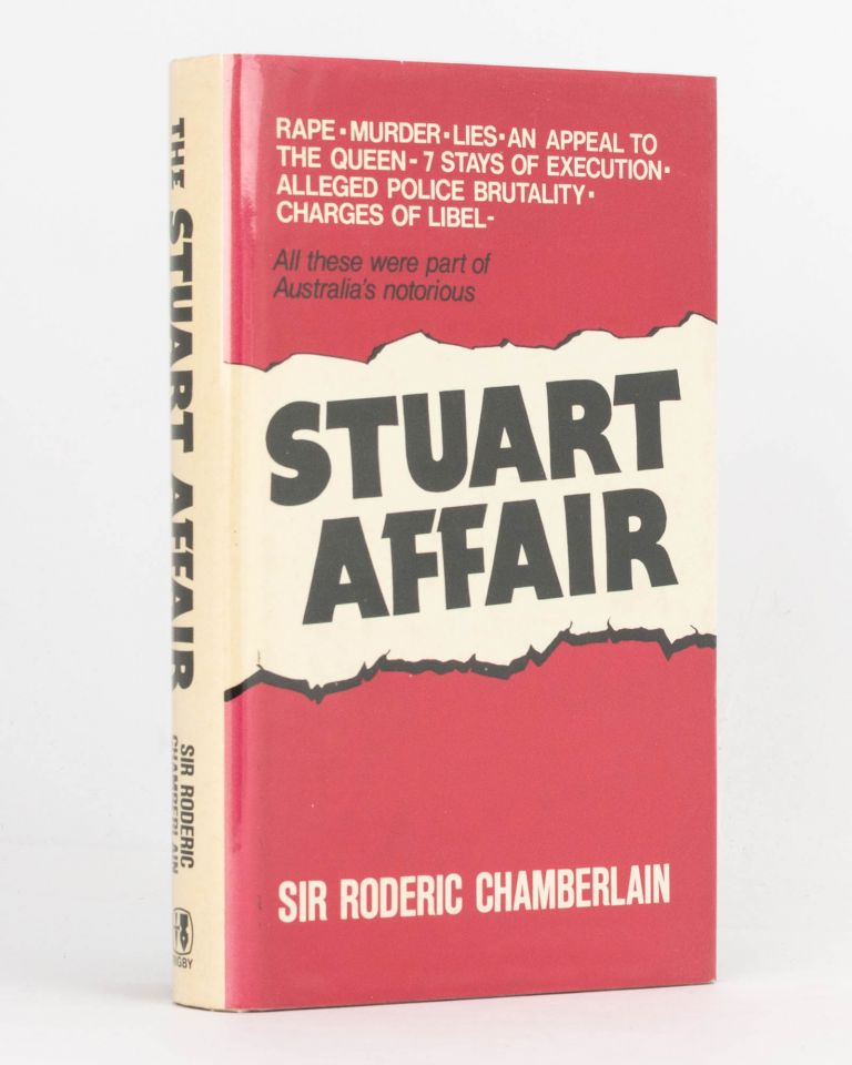 The Stuart Affair. Sir Roderic CHAMBERLAIN.