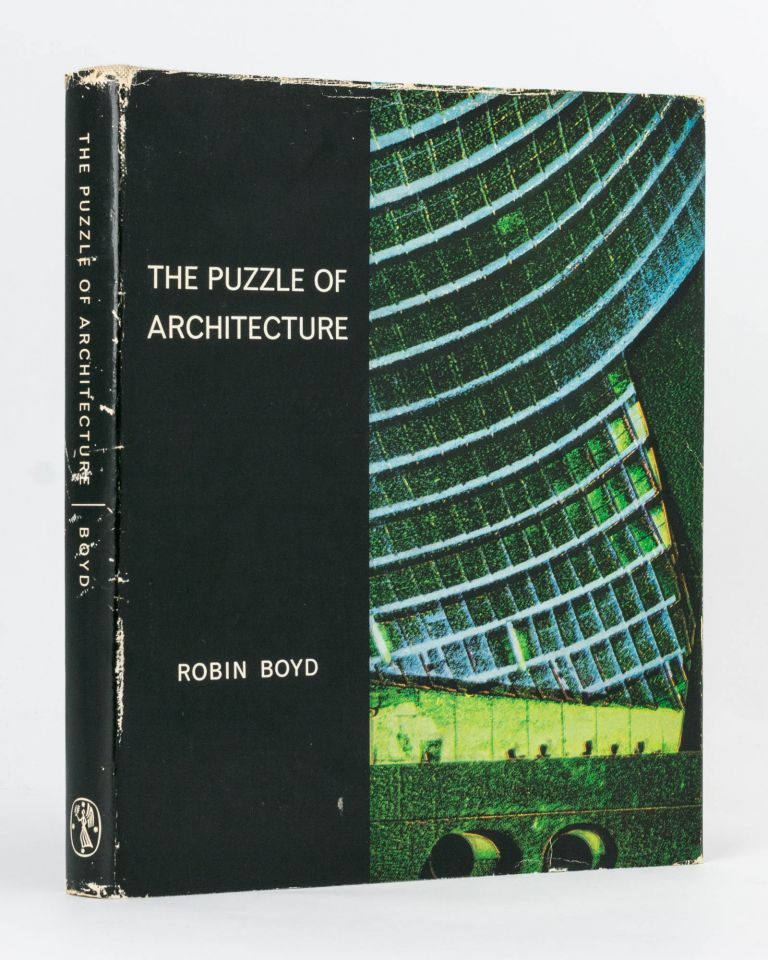 The Puzzle of Architecture. Robin BOYD.
