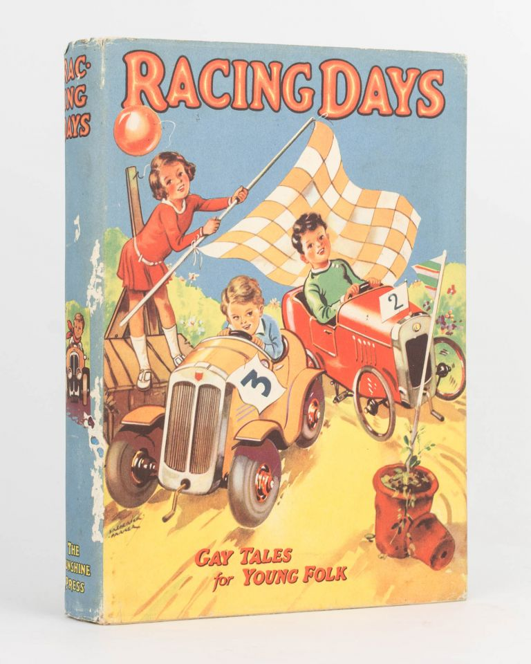 Racing Days. Tales of Fun and Adventure for Boys and Girls