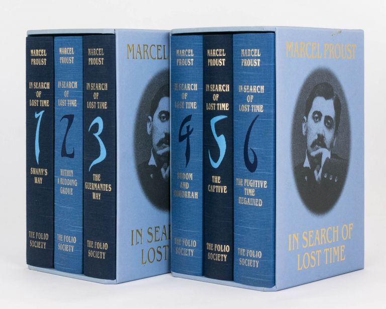 In Search of Lost Time [the complete set in six volumes]. Marcel PROUST.