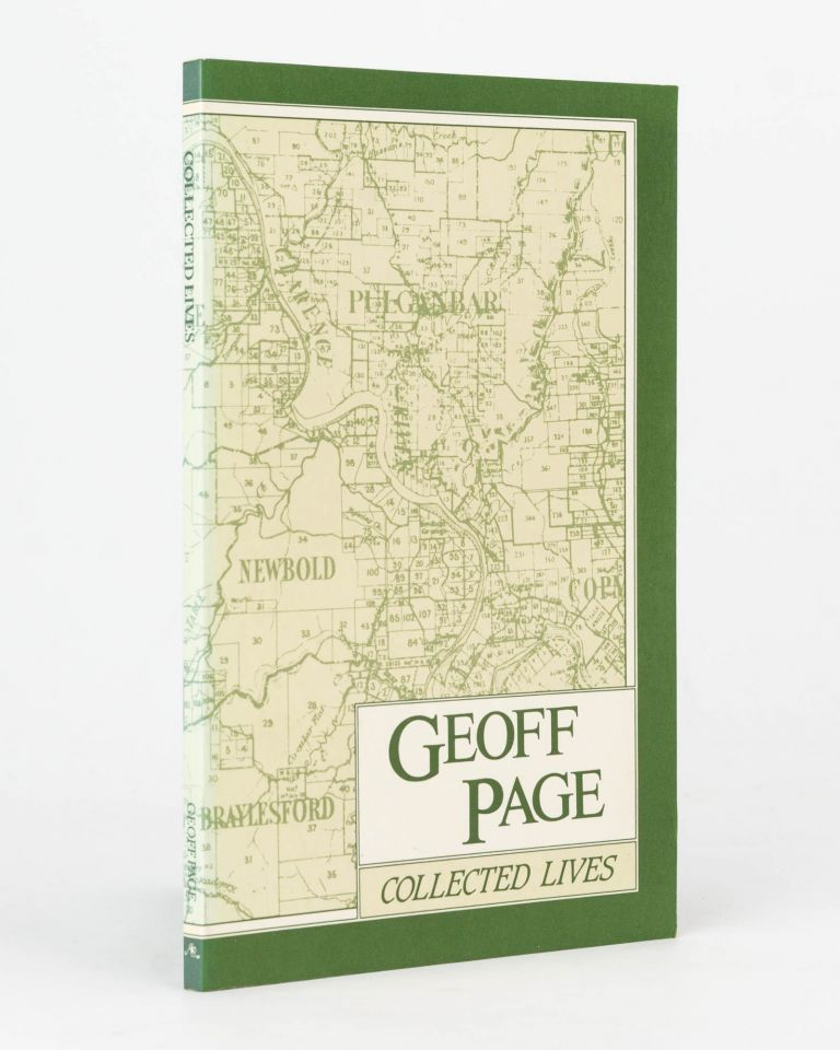 Collected Lives. Geoff PAGE.