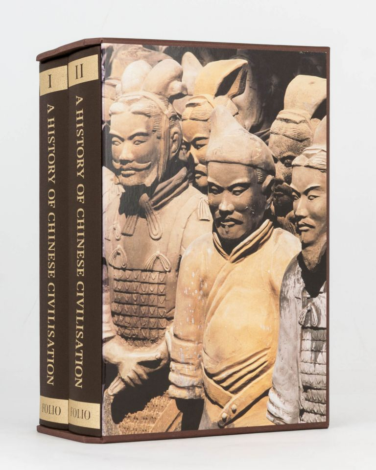 A History of Chinese Civilisation. Jacques GERNET.