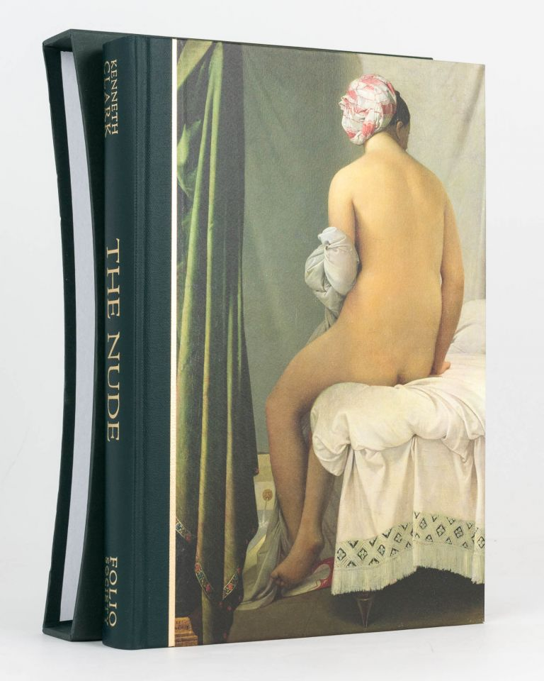 The Nude. A Study in Ideal Form. Kenneth CLARK.