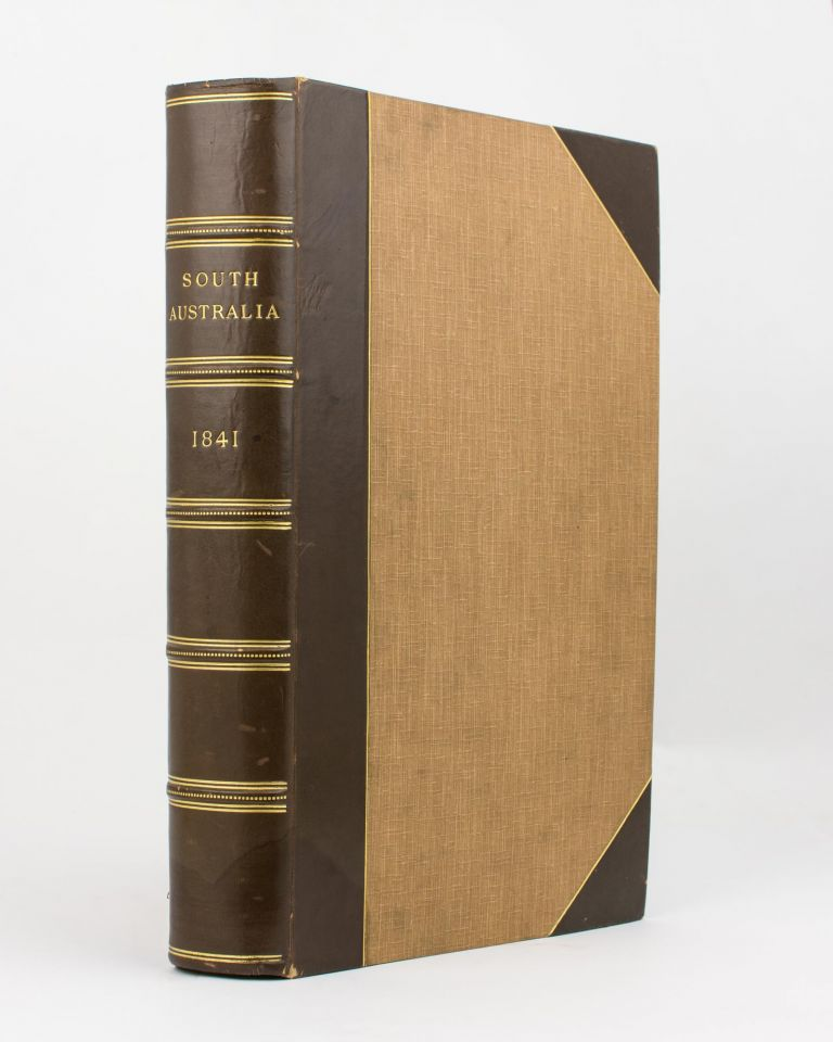 Reports from the Select Committee on South Australia; together with the Minutes of Evidence, Appendix, and Index. [Comprising the] First Report .. 9th March 1841 [and the] Second Report .. 10th March 1841. South Australia.