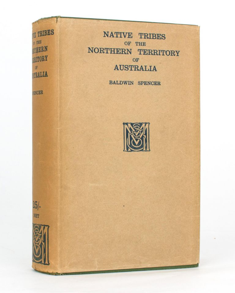 Native Tribes of the Northern Territory of Australia. Baldwin SPENCER.