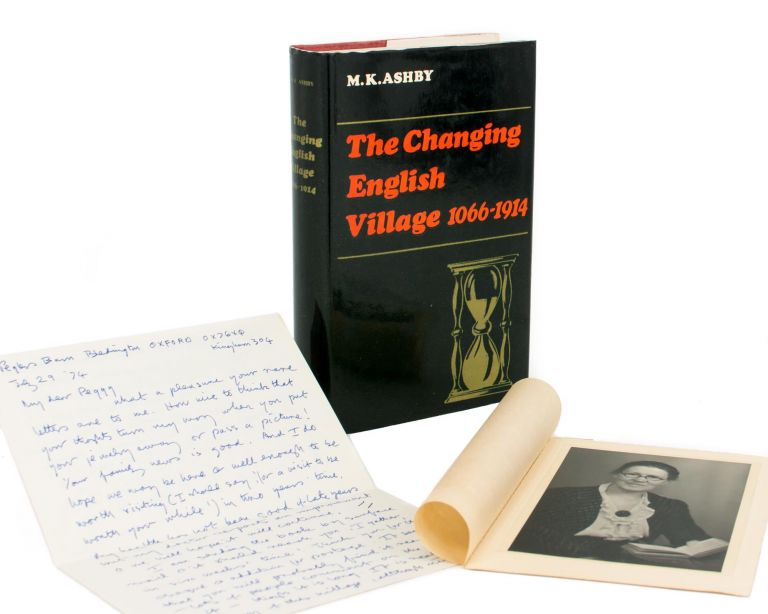The Changing English Village. A History of Bledington, Gloucestershire in its Setting, 1066-1914. Mabel Kathleen ASHBY.