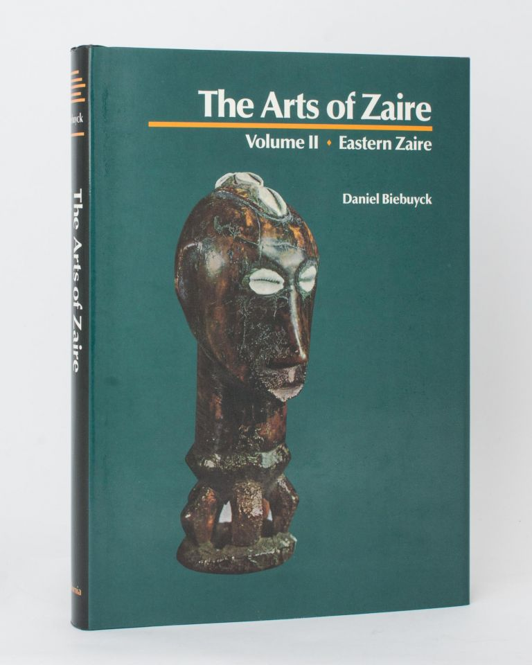 The Arts of Zaire. Volume 2: Eastern Zaire. The Ritualistic and Artistic Context of Voluntary Associations. Daniel BIEBUYCK.