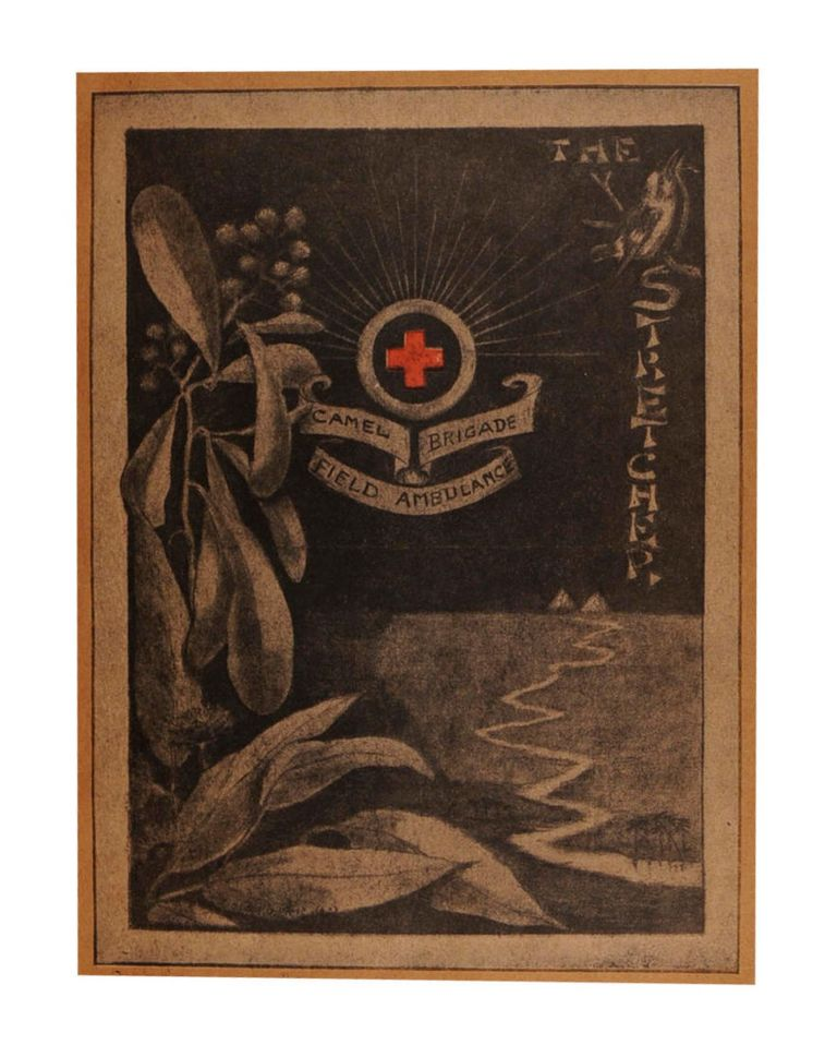 The Stretcher  Journal of the Camel Brigade Field Ambulance