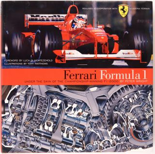 Ferrari Formula ... Under the Skin of the Championship-Winning F1-2000. Peter WRIGHT