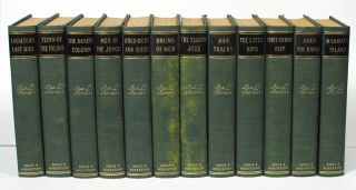 The Works of Ion L. Idriess. National Edition [the complete twelve-volume set]. Ion L. IDRIESS