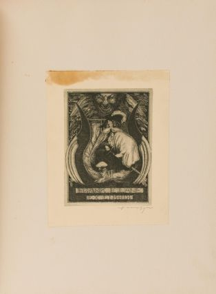 Etched Bookplates