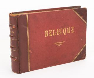 A late-nineteenth century album containing 36 photographs of cities, sites and scenes across...
