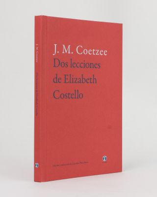 Dos Lecciones de Elizabeth Costello. [Spanish translations of two stories, 'As a Woman grows...